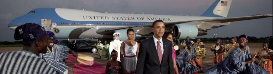 President of the United States – Barack Obama